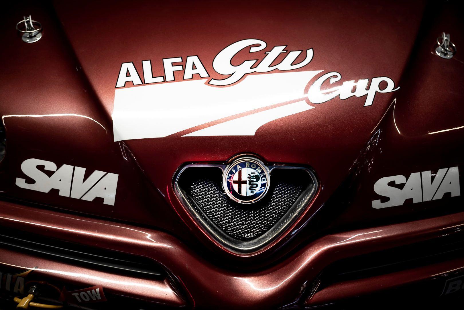 1995 Alfa Romeo GTV 2.0 V6 Turbo Cup Replica 57181