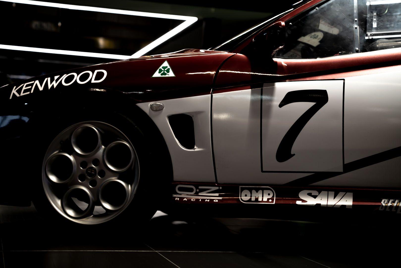 1995 Alfa Romeo GTV 2.0 V6 Turbo Cup Replica 57185