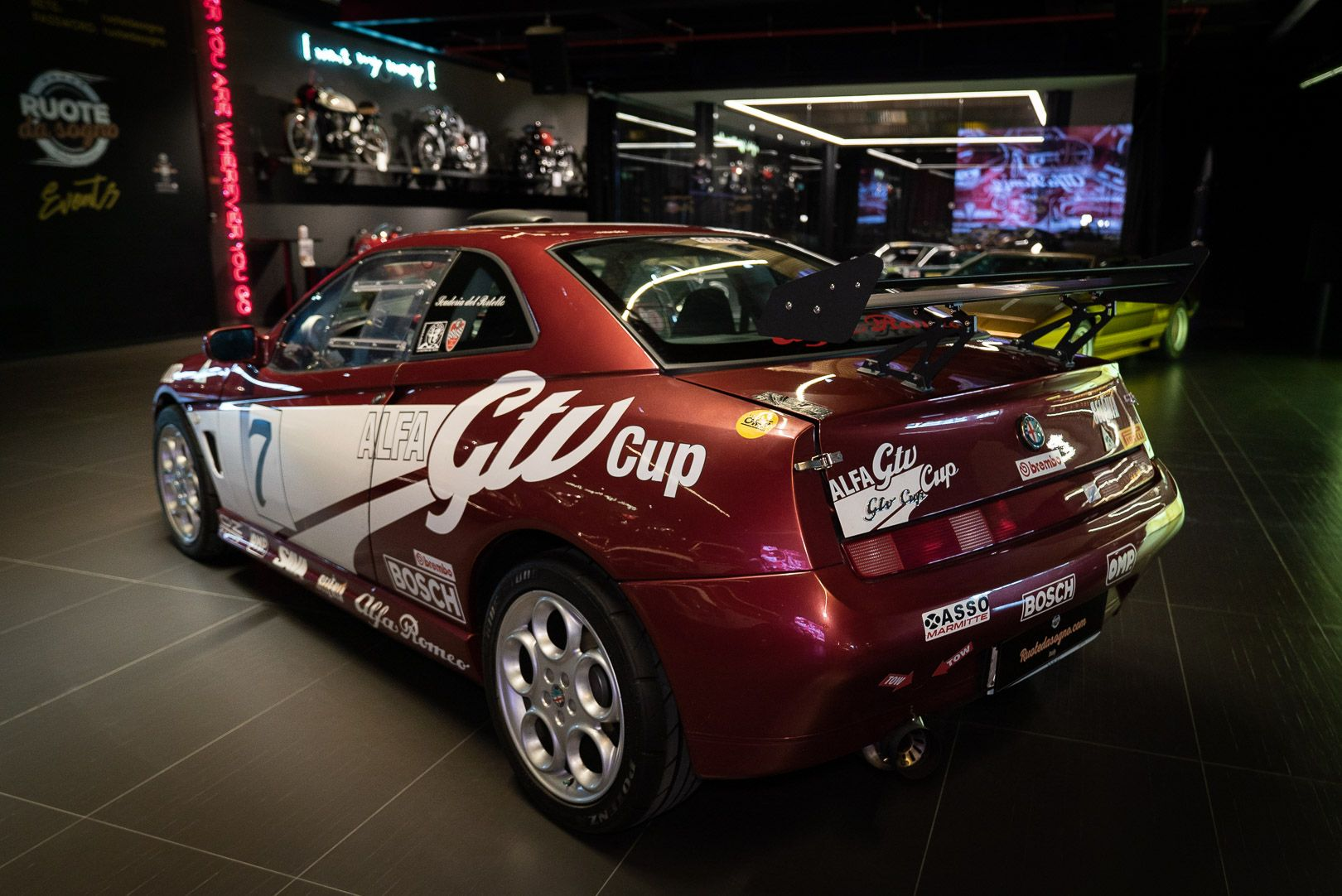 1995 Alfa Romeo GTV 2.0 V6 Turbo Cup Replica 59901