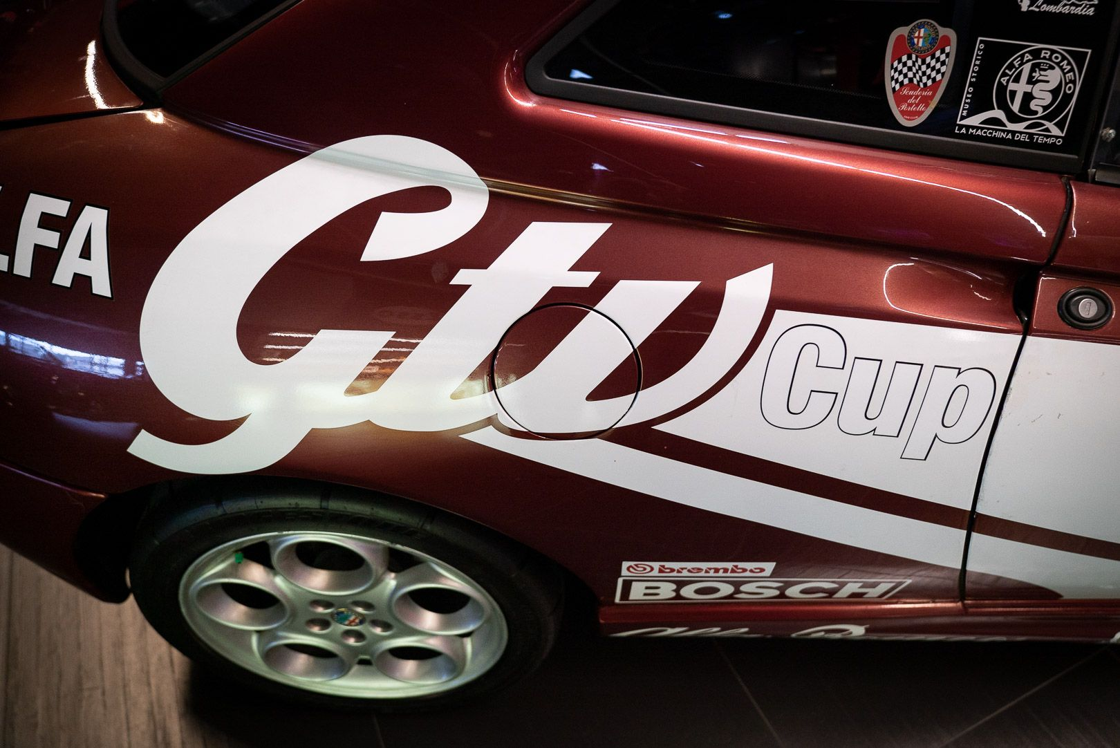 1995 Alfa Romeo GTV 2.0 V6 Turbo Cup Replica 59923