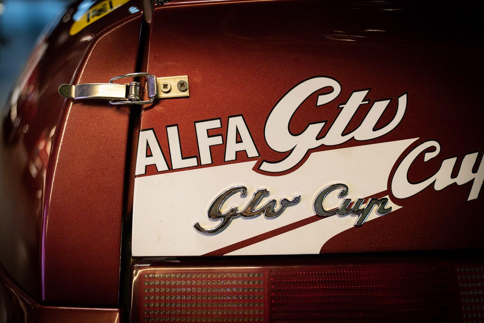 1995 Alfa Romeo GTV 2.0 V6 Turbo Cup Replica 59940