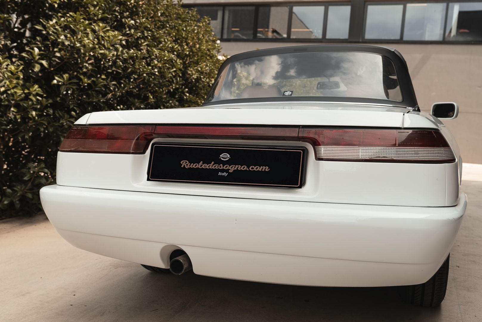 1991 Alfa Romeo Duetto 1.6 79671