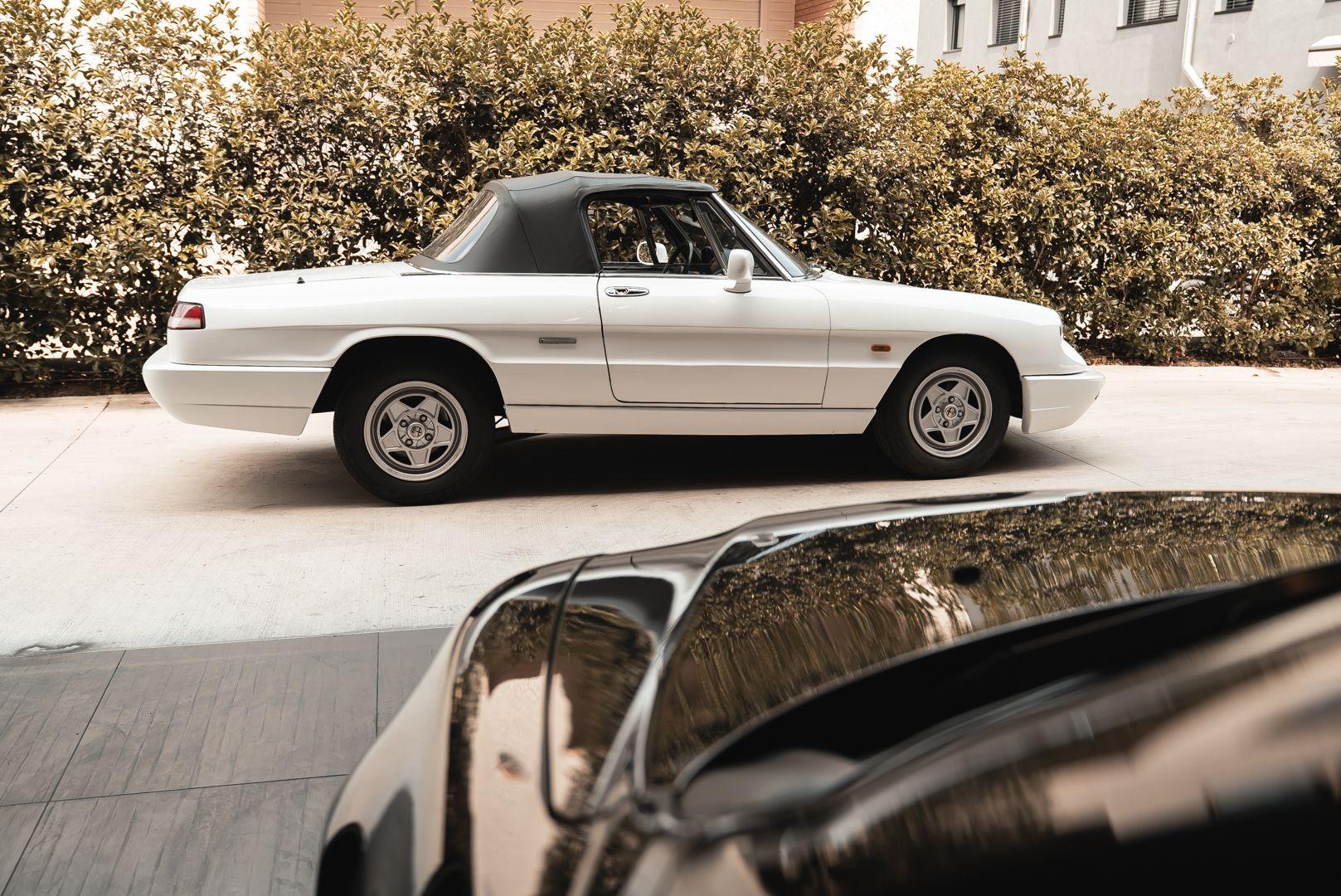 1991 Alfa Romeo Duetto 1.6 79673