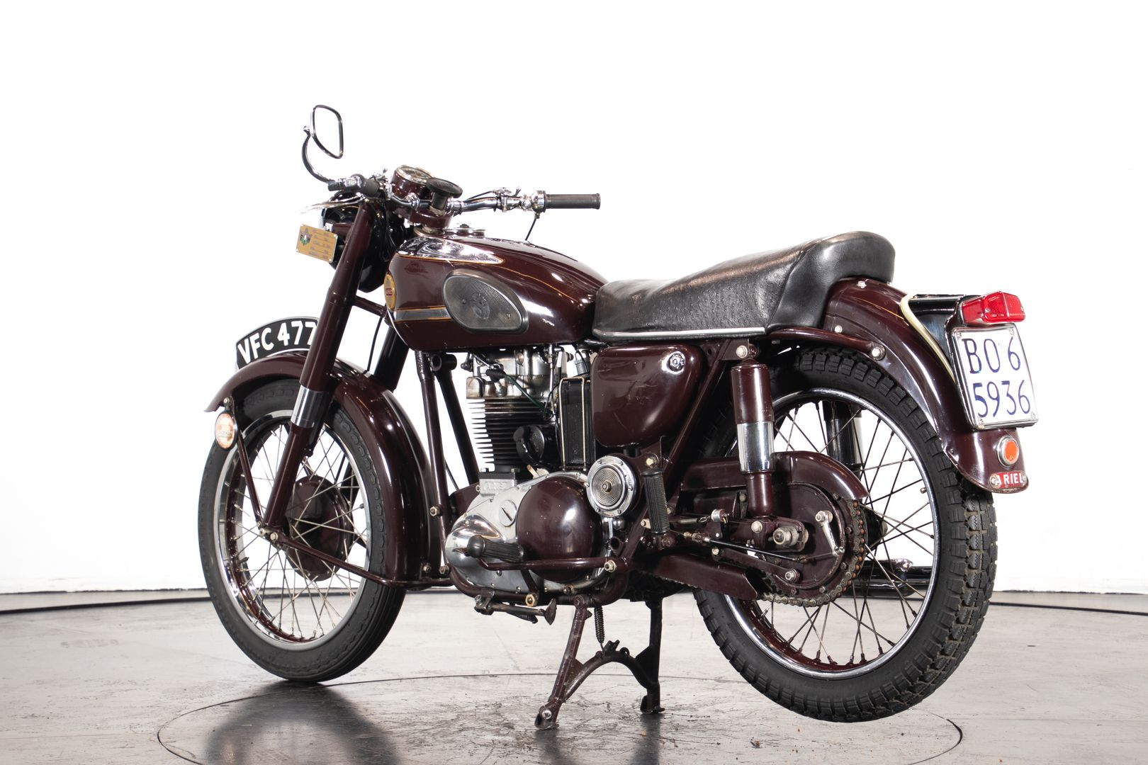1955 Ariel 350 29828