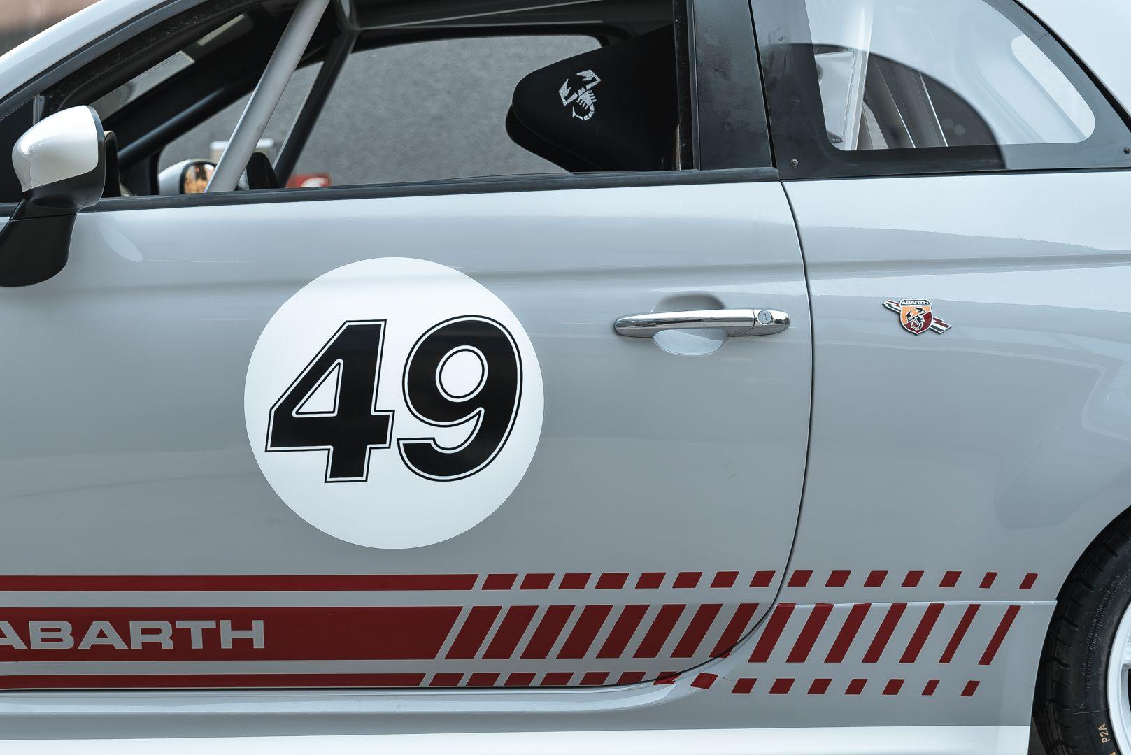 2008 Fiat 500 Abarth Assetto Corse 49/49 79322