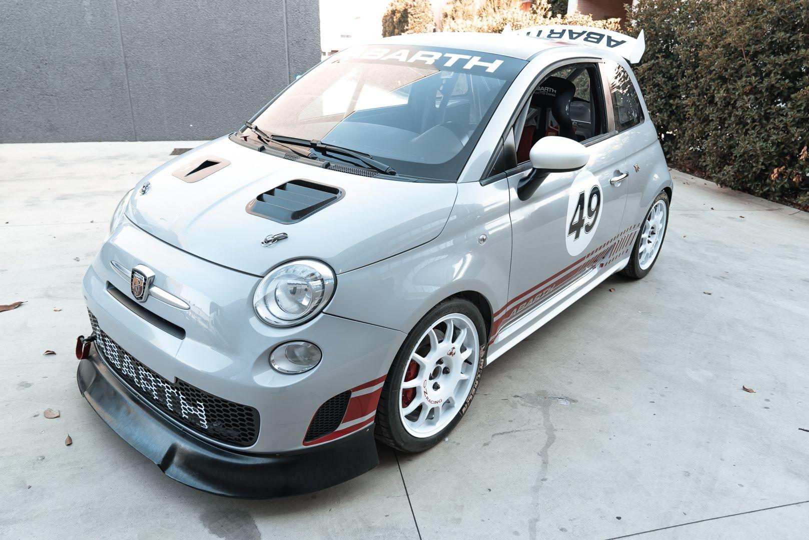 2008 Fiat 500 Abarth Assetto Corse 49/49 79313