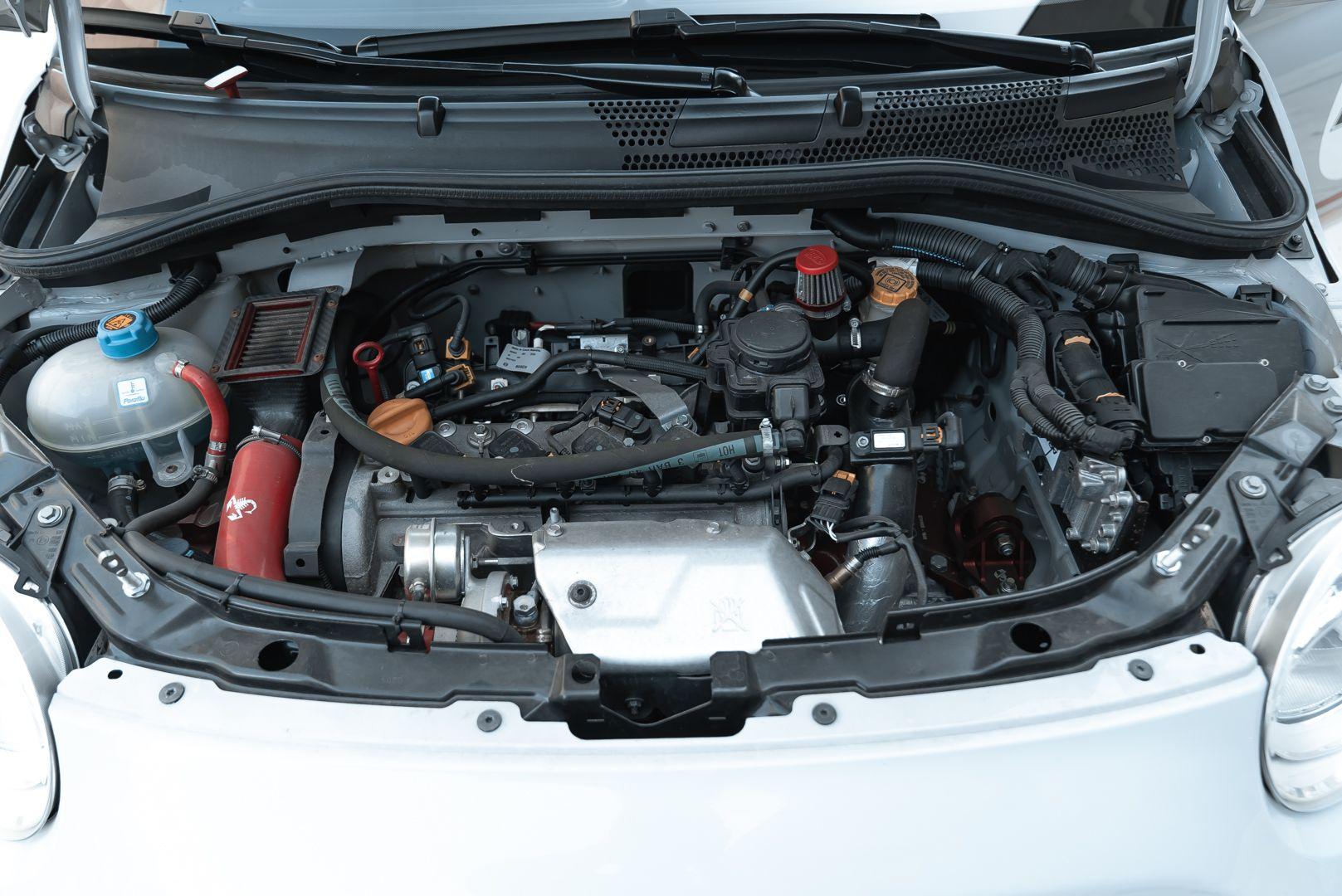 2008 Fiat 500 Abarth Assetto Corse 49/49 79352