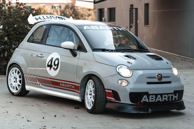 2008 Fiat 500 Abarth Assetto Corse 49/49 79309