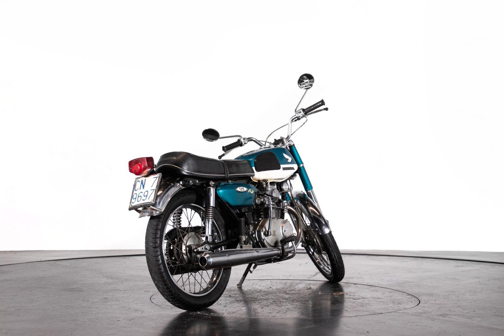 1970 HONDA CB125 46287