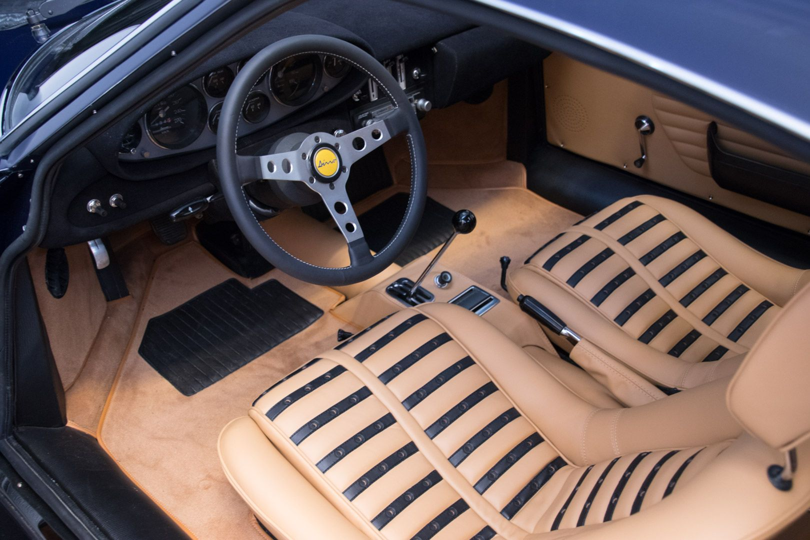 1972 Ferrari Dino 246 GT 17476