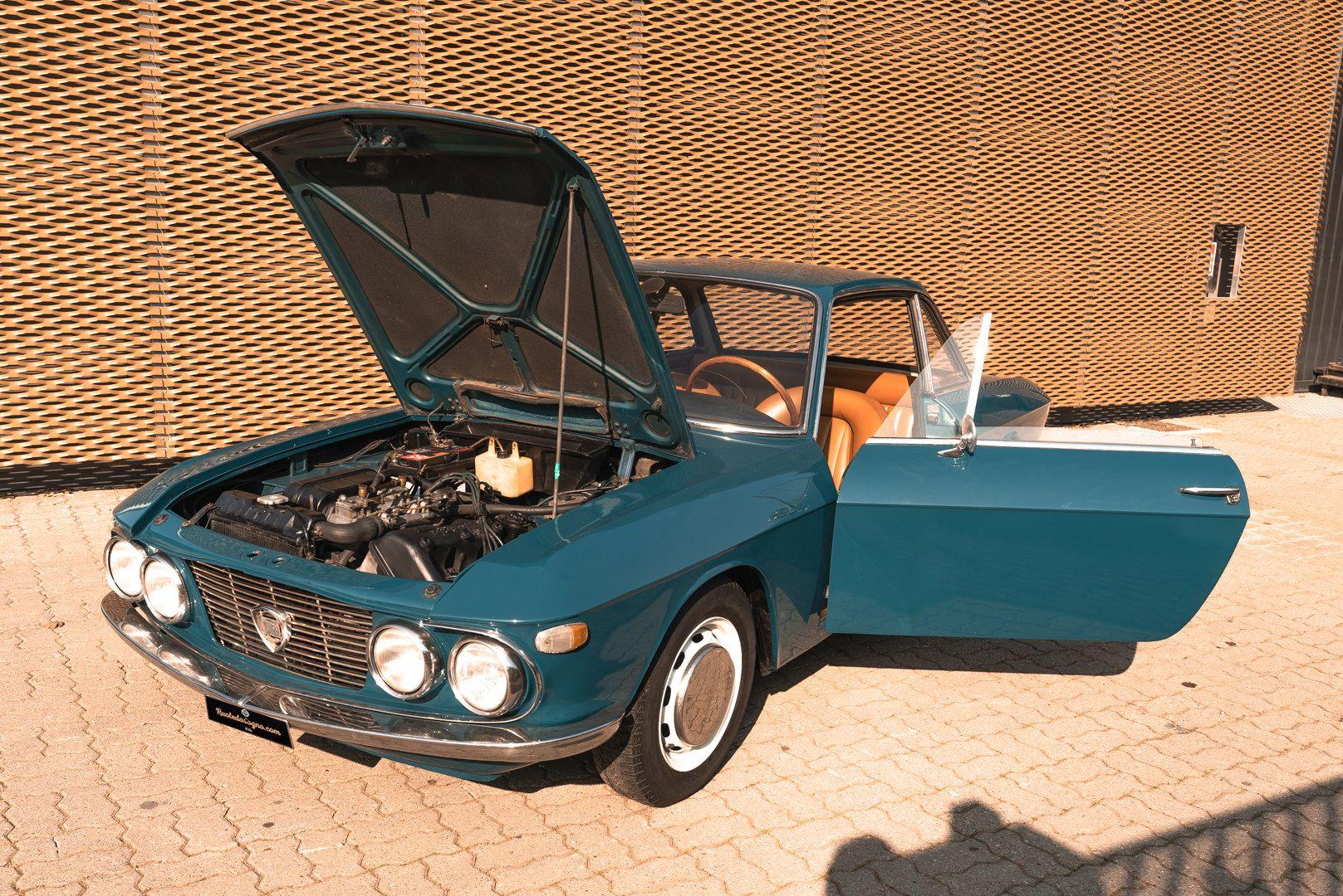 1966 Lancia Fulvia Coupé 1.2 66586