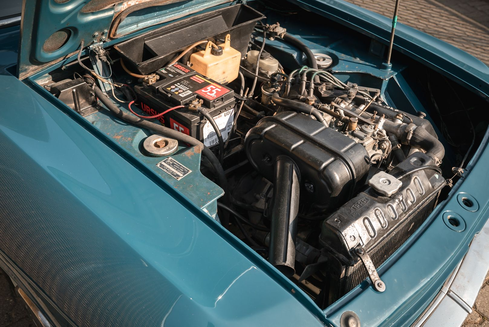 1966 Lancia Fulvia Coupé 1.2 66592