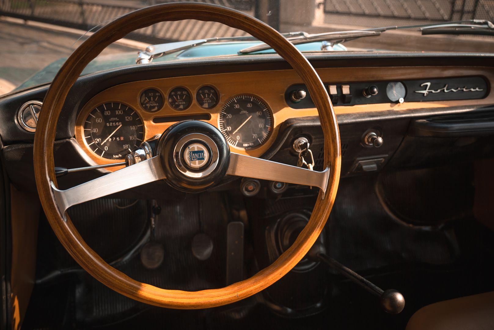 1966 Lancia Fulvia Coupé 1.2 66585