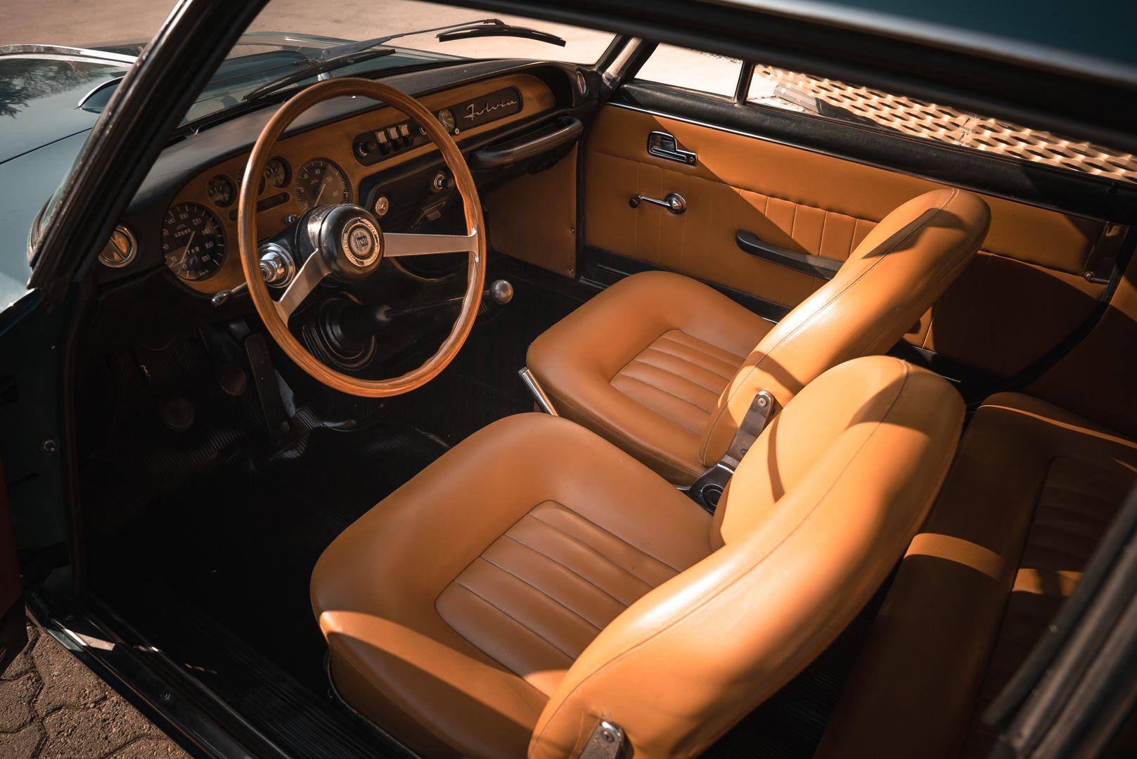1966 Lancia Fulvia Coupé 1.2 66570