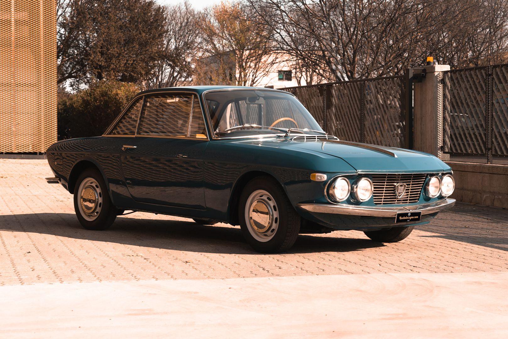 1966 Lancia Fulvia Coupé 1.2 66557