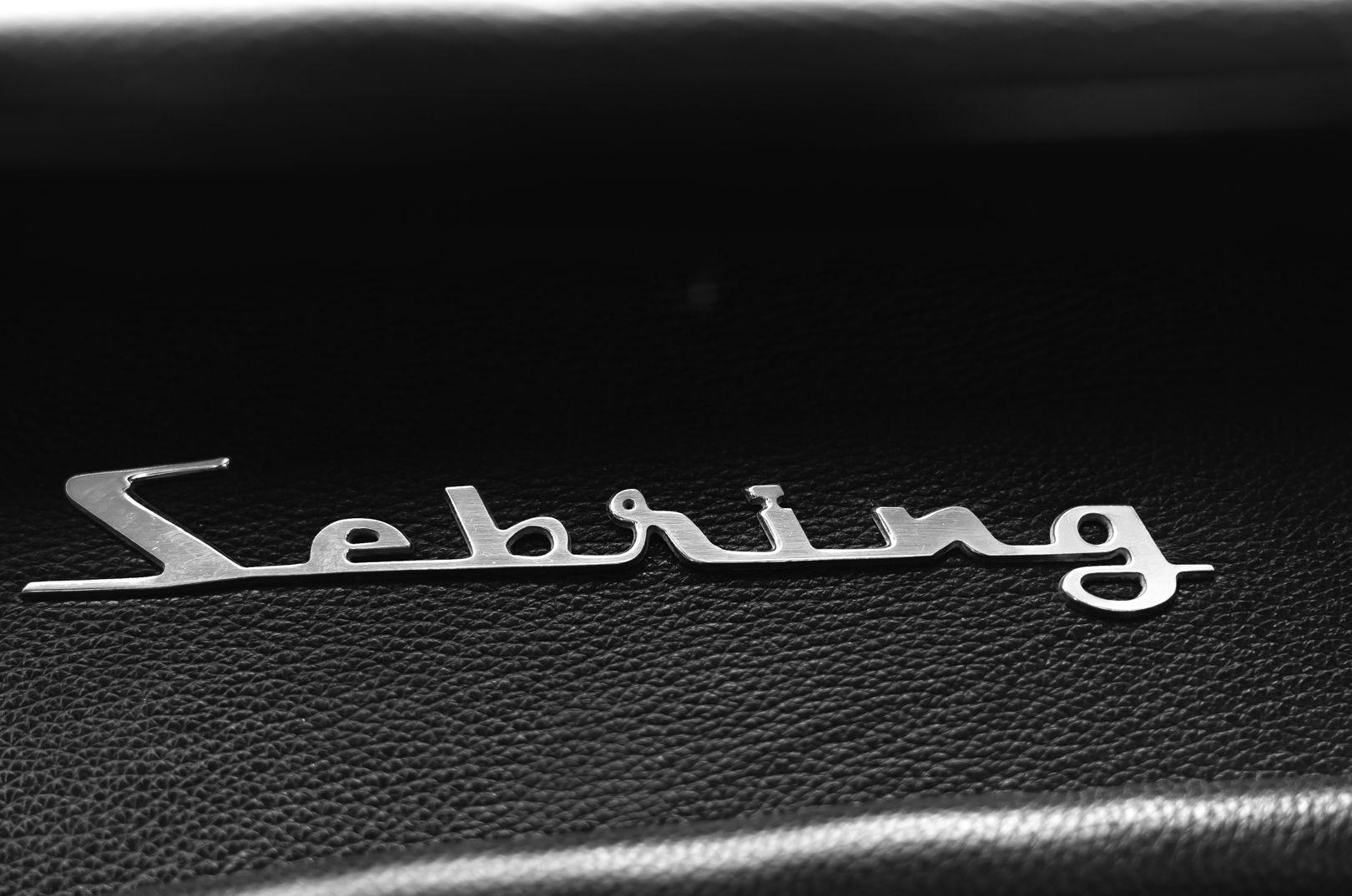 1965 Maserati 3500 GTi Sebring 84678