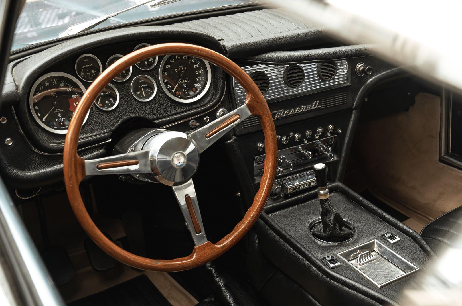 1965 Maserati 3500 GTi Sebring 84671