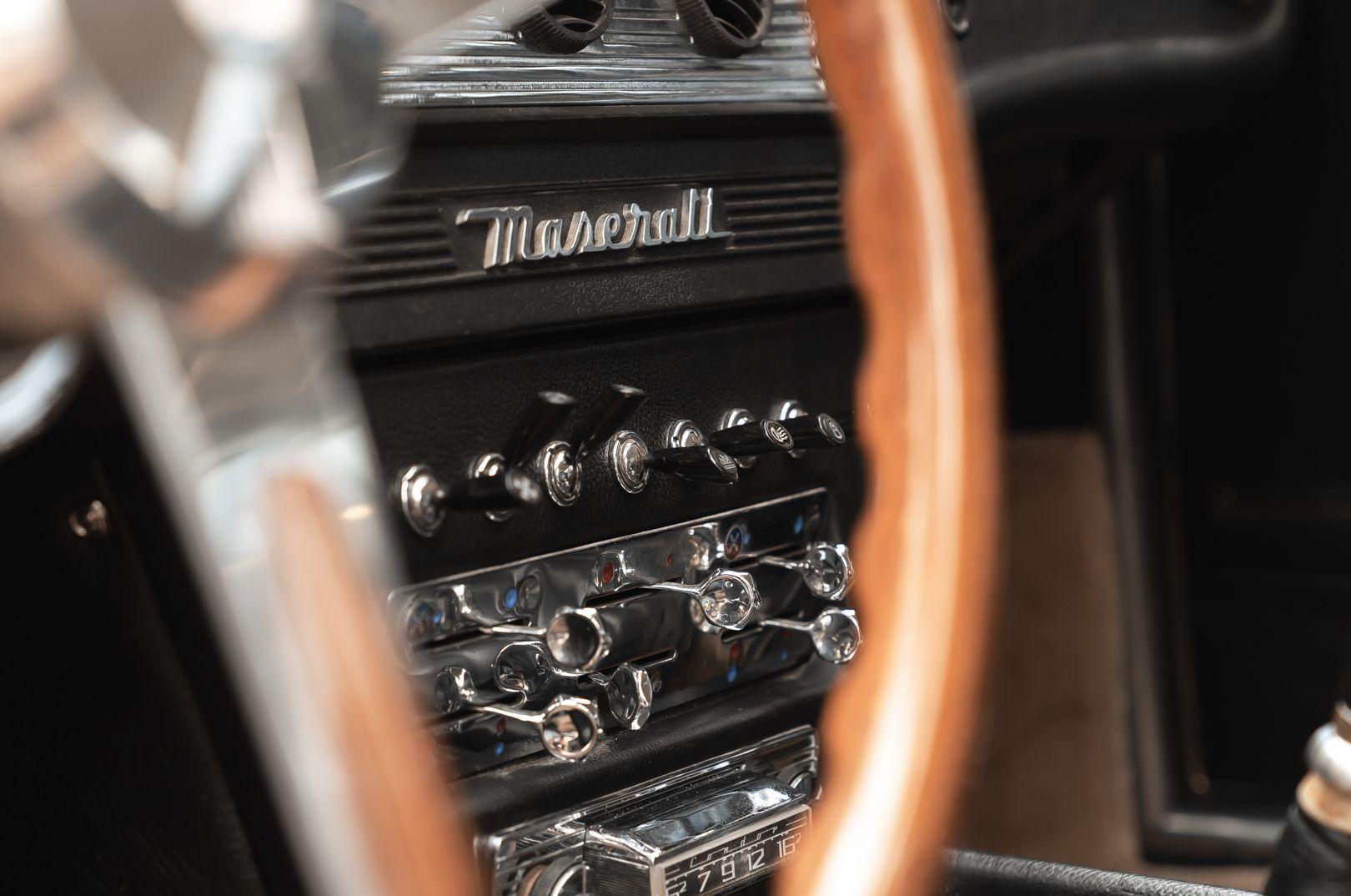 1965 Maserati 3500 GTi Sebring 84673