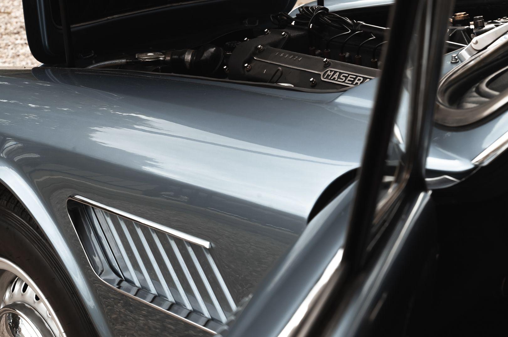 1965 Maserati 3500 GTi Sebring 84687