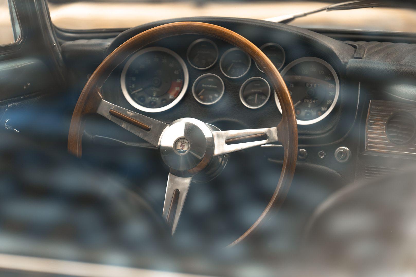 1965 Maserati 3500 GTi Sebring 84669