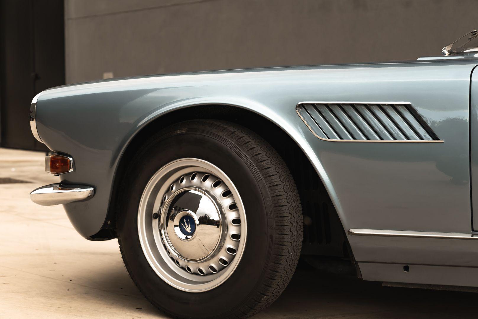 1965 Maserati 3500 GTi Sebring 84655