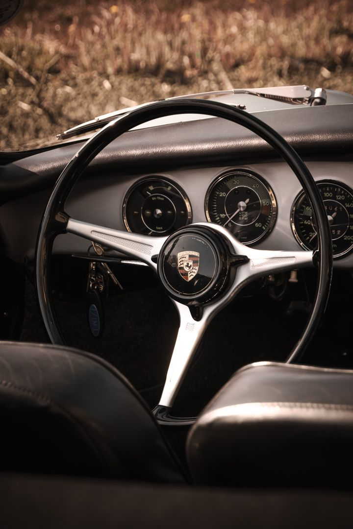 "1963 Porsche 356 C 1600 Cabrio ""Reutter"" 66553"