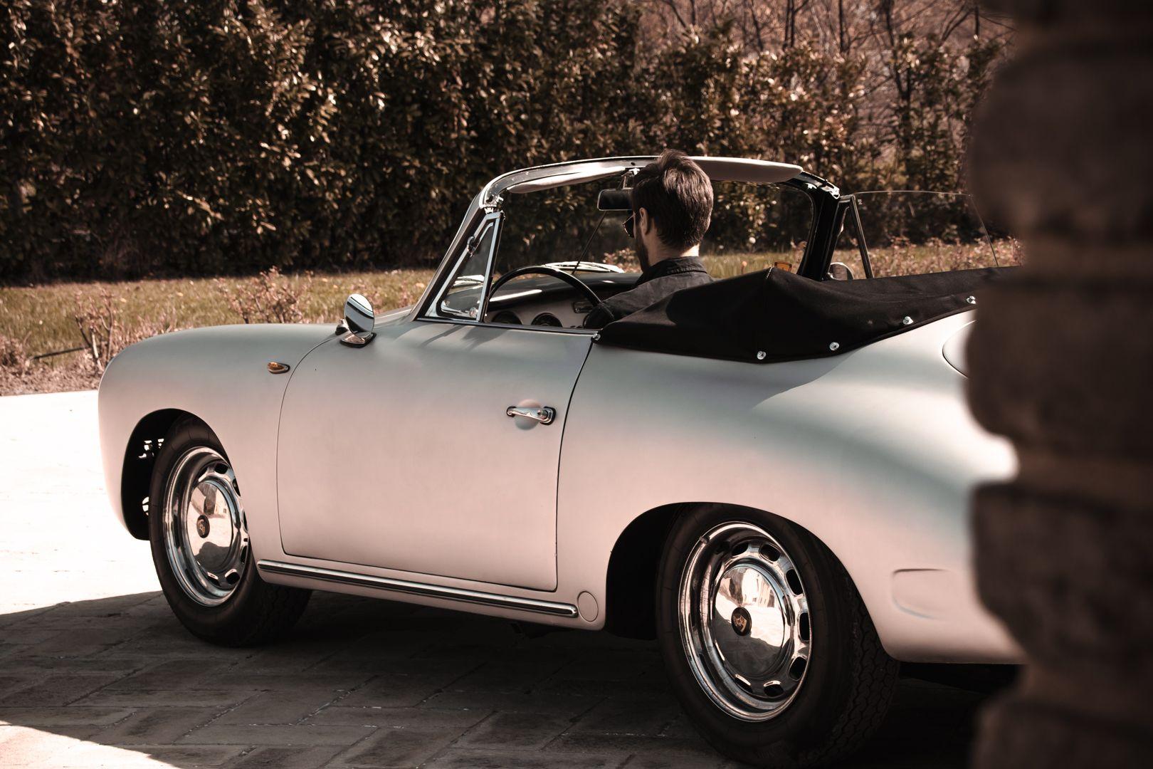 "1963 Porsche 356 C 1600 Cabrio ""Reutter"" 66530"