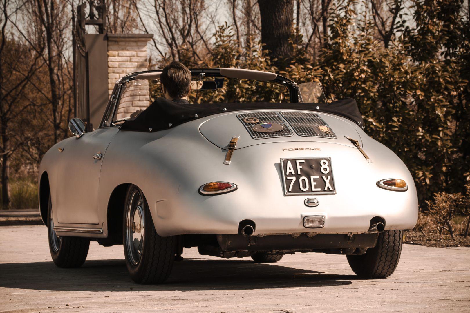 "1963 Porsche 356 C 1600 Cabrio ""Reutter"" 66527"