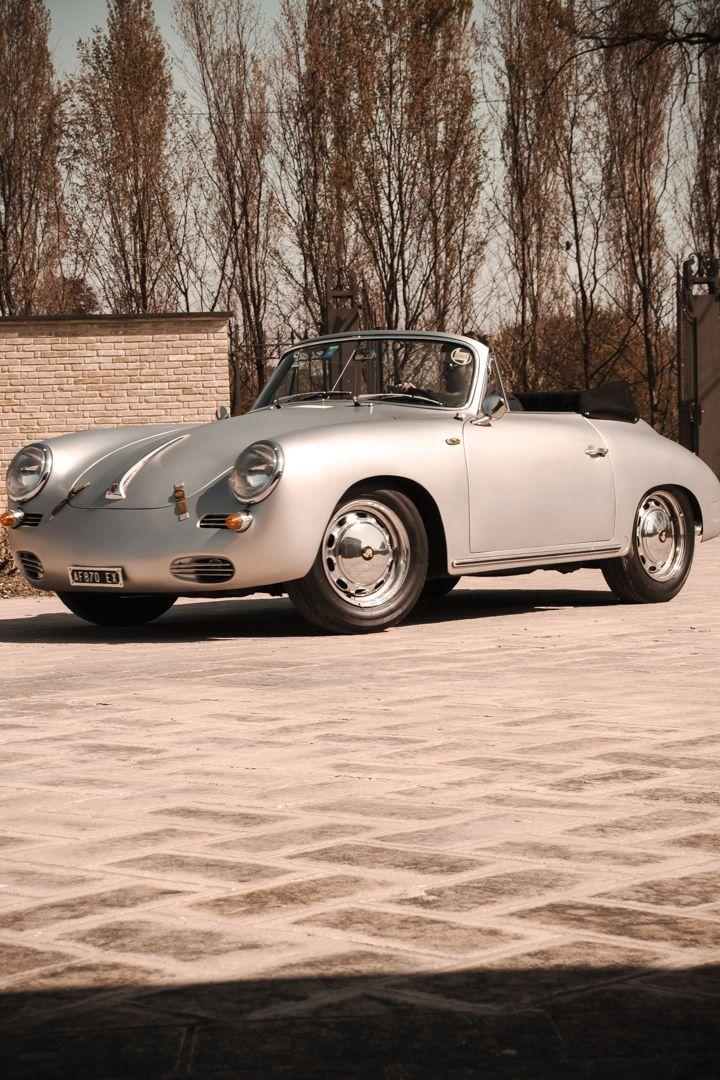 "1963 Porsche 356 C 1600 Cabrio ""Reutter"" 66525"