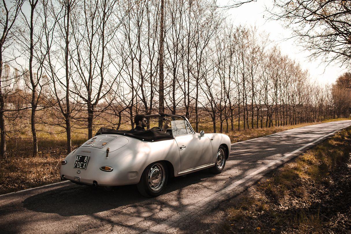 "1963 Porsche 356 C 1600 Cabrio ""Reutter"" 66515"