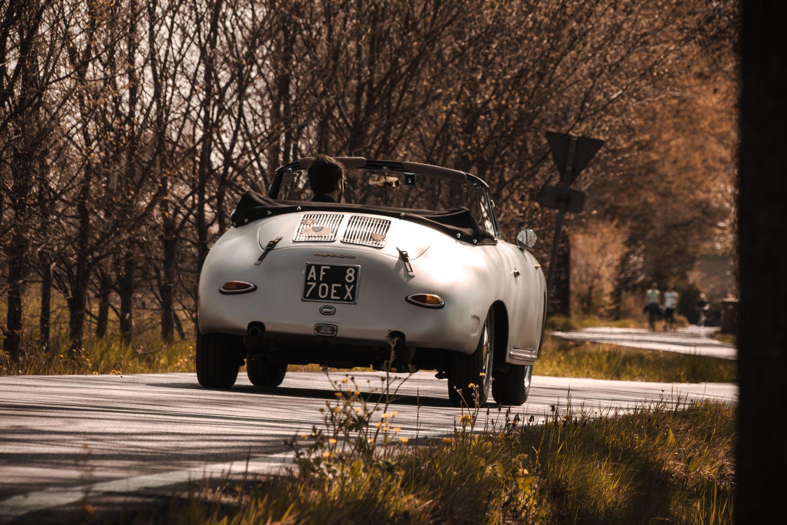 "1963 Porsche 356 C 1600 Cabrio ""Reutter"" 66526"