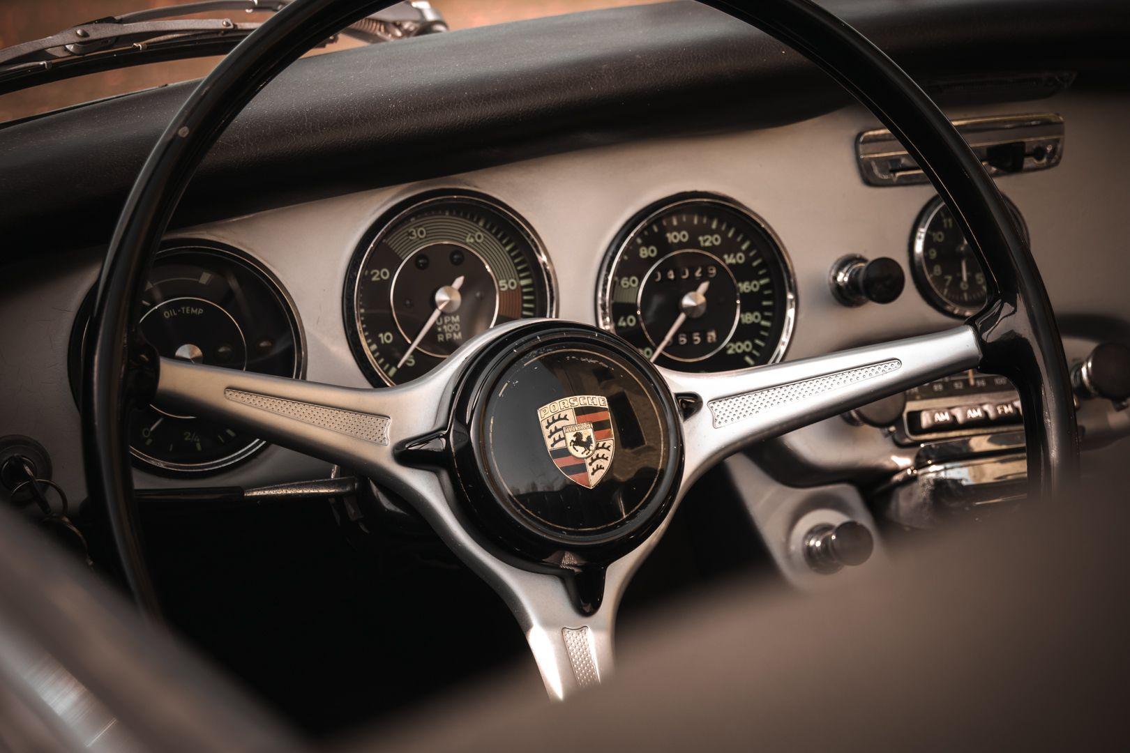 "1963 Porsche 356 C 1600 Cabrio ""Reutter"" 66549"