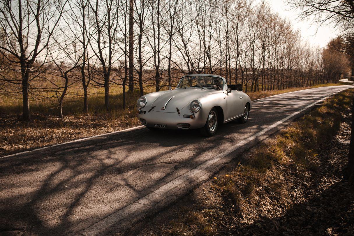 "1963 Porsche 356 C 1600 Cabrio ""Reutter"" 66513"