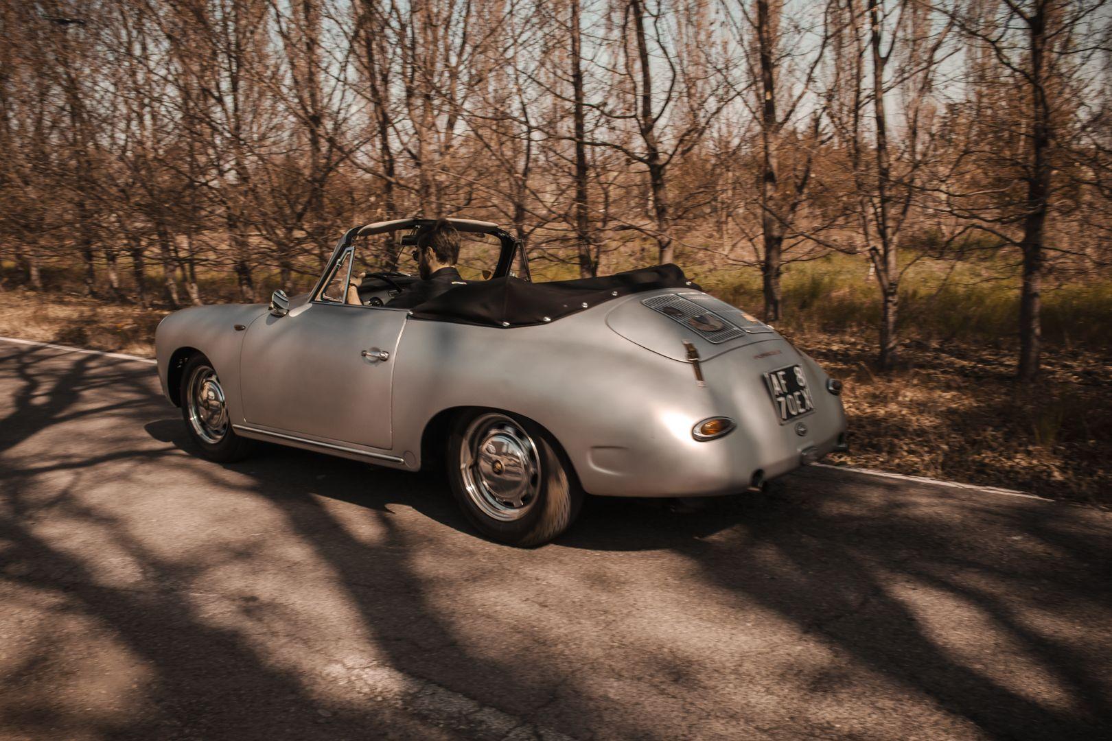 "1963 Porsche 356 C 1600 Cabrio ""Reutter"" 66555"