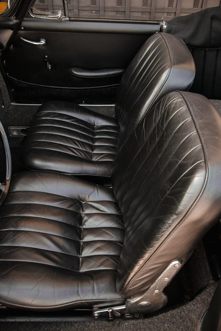 "1963 Porsche 356 C 1600 Cabrio ""Reutter"" 66542"