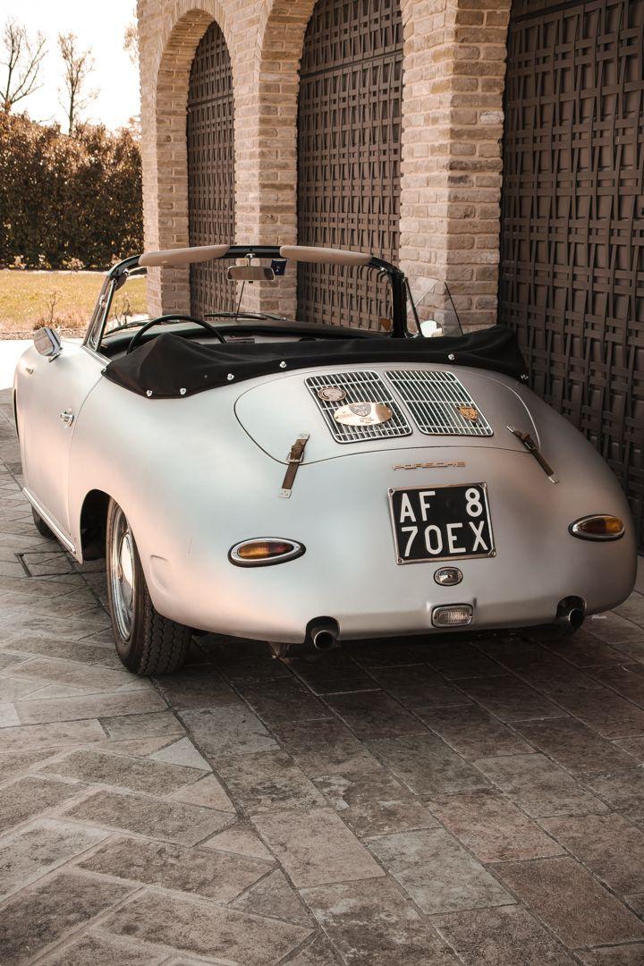"1963 Porsche 356 C 1600 Cabrio ""Reutter"" 66517"