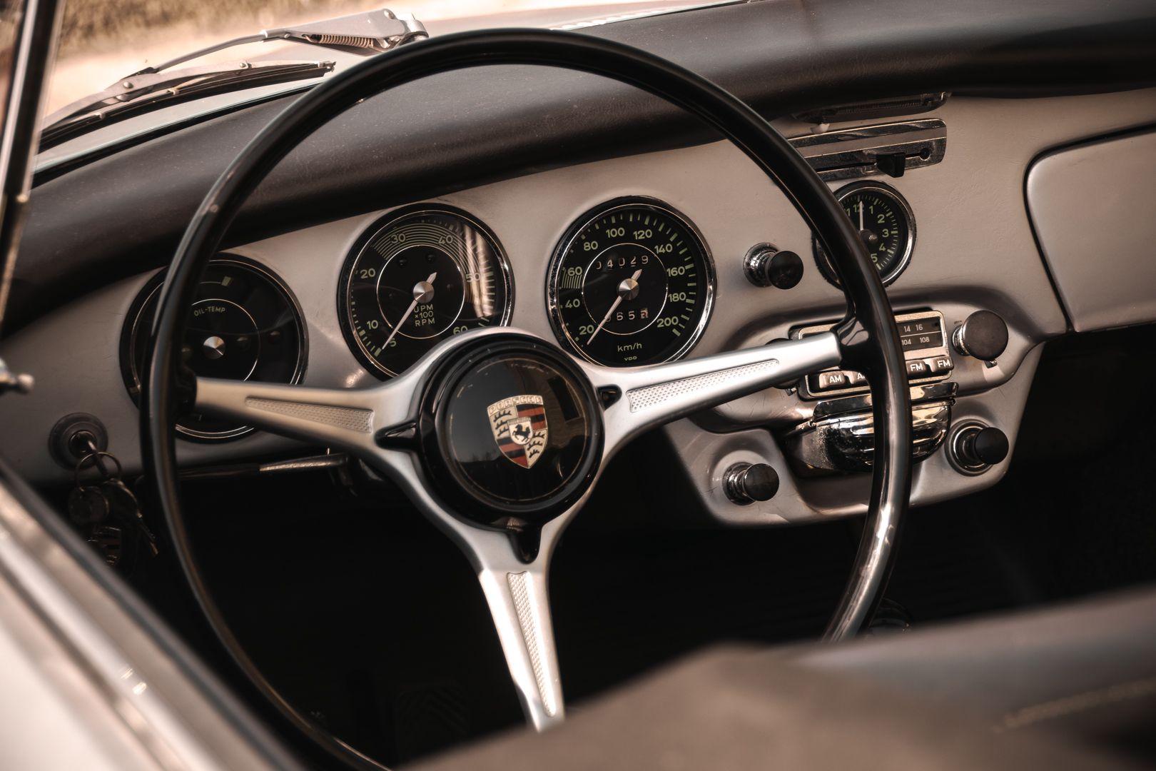 "1963 Porsche 356 C 1600 Cabrio ""Reutter"" 66547"
