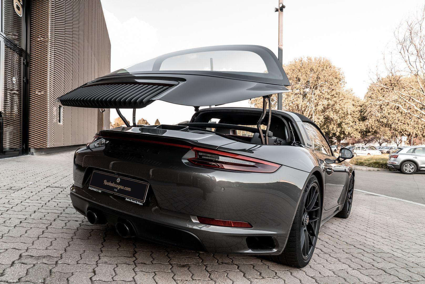 2018 Porsche 911 Targa 4 GTS 85276