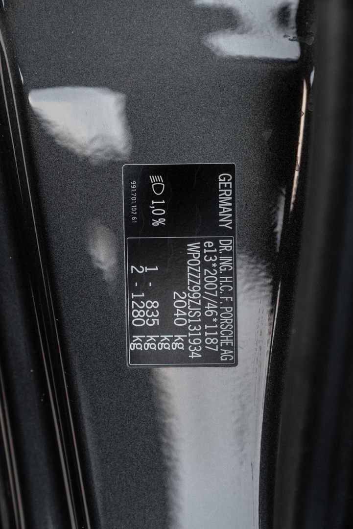 2018 Porsche 911 Targa 4 GTS 85298