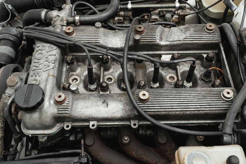 1991 Alfa Romeo Duetto 1.6 79704
