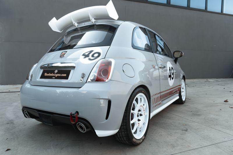 2008 Fiat 500 Abarth Assetto Corse 49/49 79311