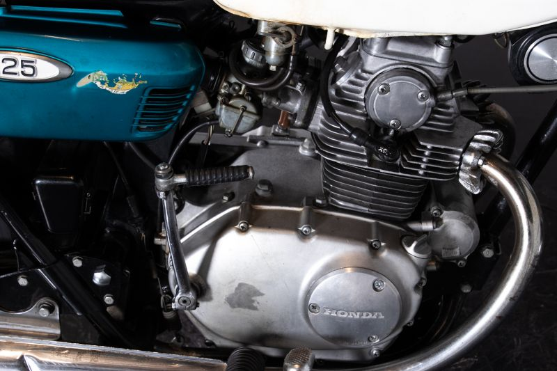 1970 HONDA CB125 46302