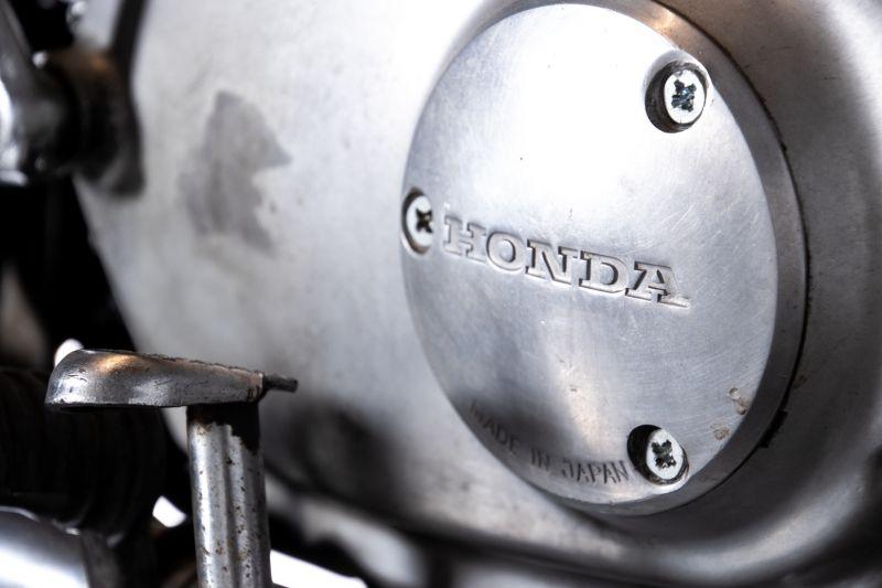 1970 HONDA CB125 46301