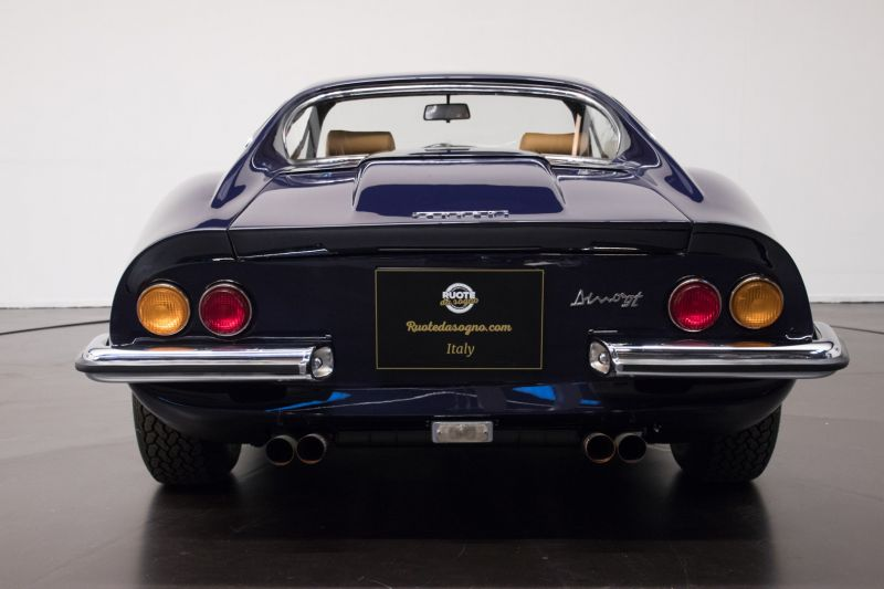 1972 Ferrari Dino 246 GT 17456
