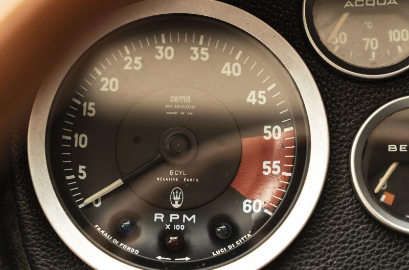 1965 Maserati 3500 GTi Sebring 84677