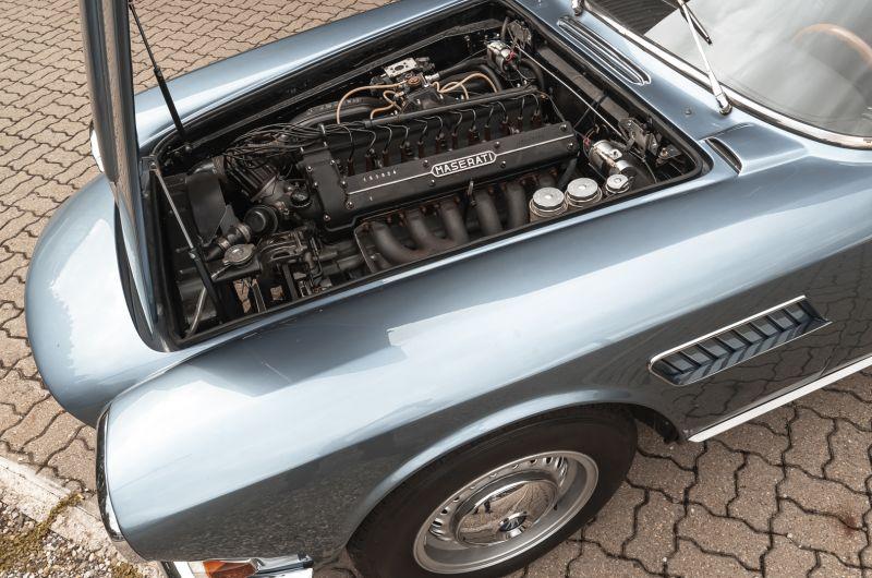 1965 Maserati 3500 GTi Sebring 84689