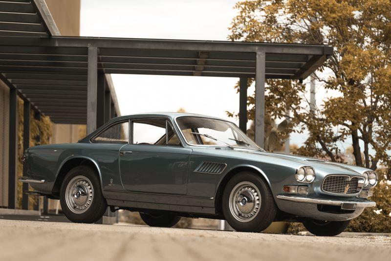 1965 Maserati 3500 GTi Sebring 84644