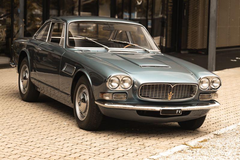 1965 Maserati 3500 GTi Sebring 84641