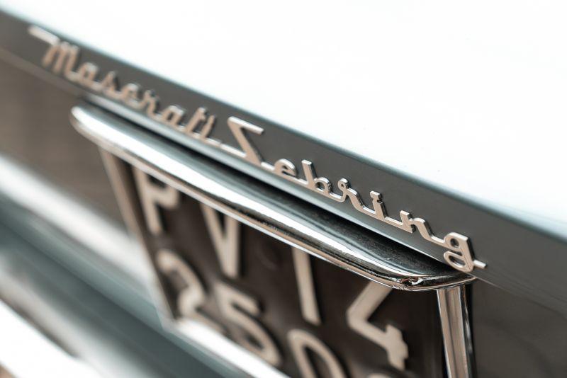 1965 Maserati 3500 GTi Sebring 84660