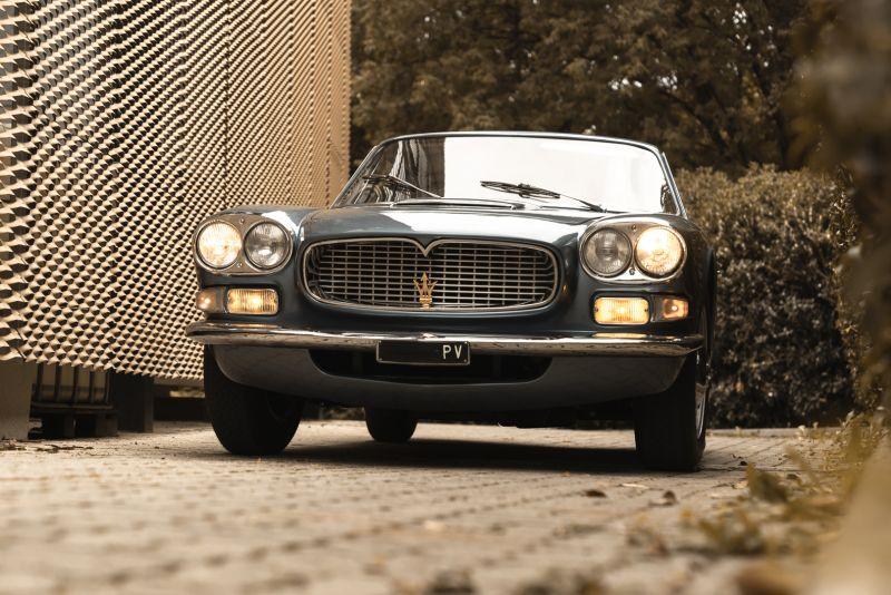 1965 Maserati 3500 GTi Sebring 84703